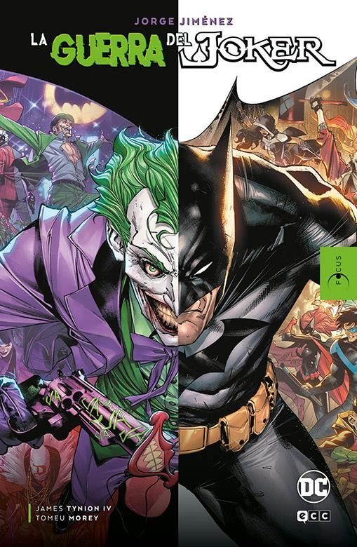 La guerra del Joker (Focus - Jorge Jiménez) La guerra del Joker (Focus - Jorge Jiménez)