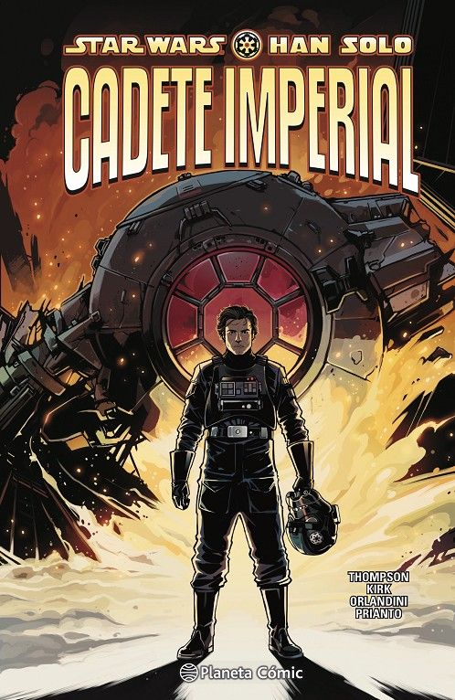 STAR WARS HAN SOLO, CADETE IMPERIAL