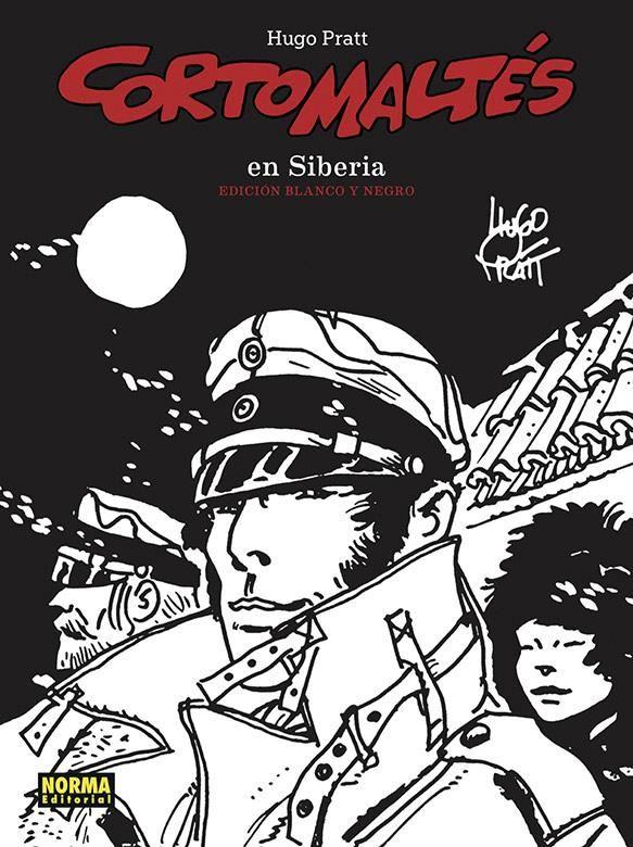 Corto Maltés 06. En Siberia. Edición especial Blanco y Negro