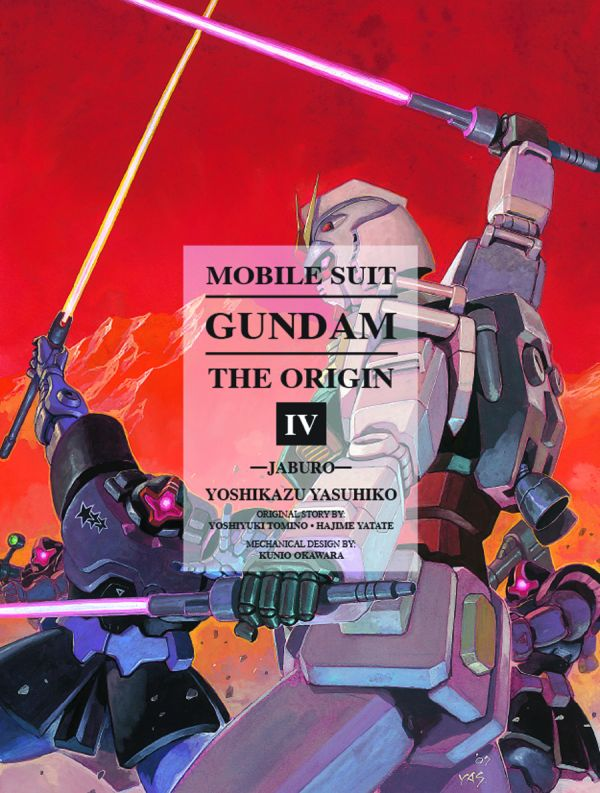 MOBILE SUIT GUNDAM ORIGIN HC GN VOL 04