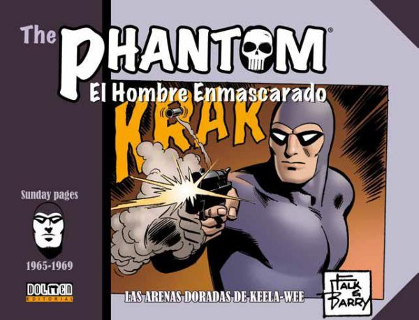 The Phantom 1965-1969. Las arenas doradas de Keela-Wee