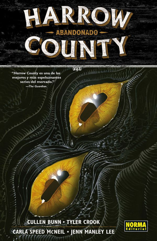 HARROW COUNTY 05