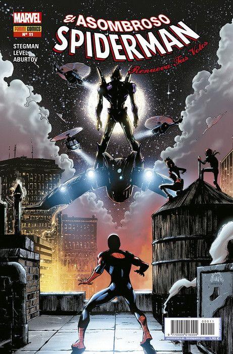 El Asombroso Spiderman: Renueva Tus Votos 11