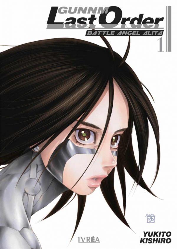 GUNNM (LAST ORDER) 01
