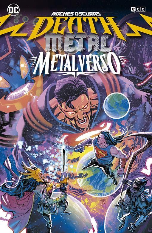 Death Metal: Metalverso 02 (de 6)