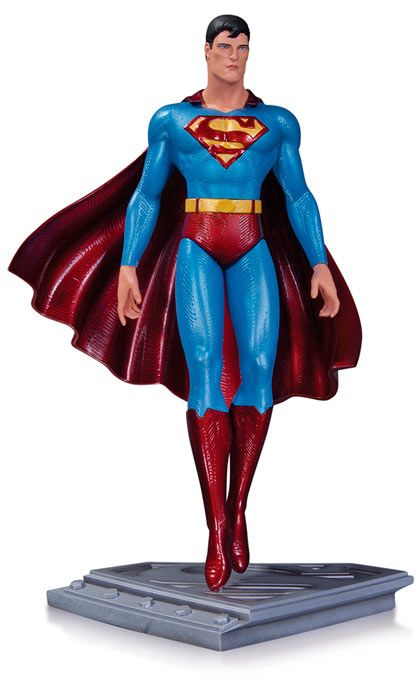 Estatua Superman Man of Steel, by Moebius. 20cm DC Direct
