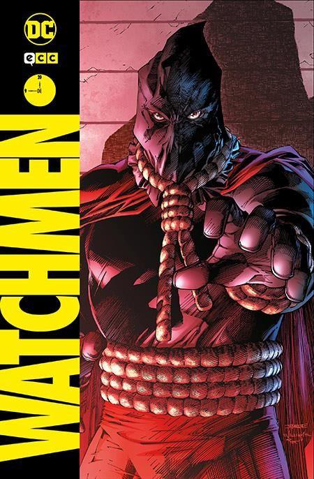 Coleccionable Watchmen 09 (de 20)