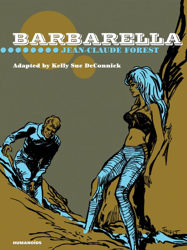 Barbarella - Coffee Table Book (Limited)  OFERTA 50%