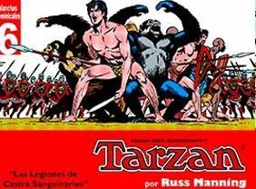 Tarzan. Planchas dominicales 06