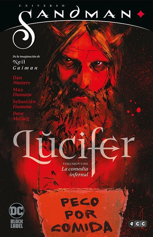 UNIVERSO SANDMAN: LUCIFER 01