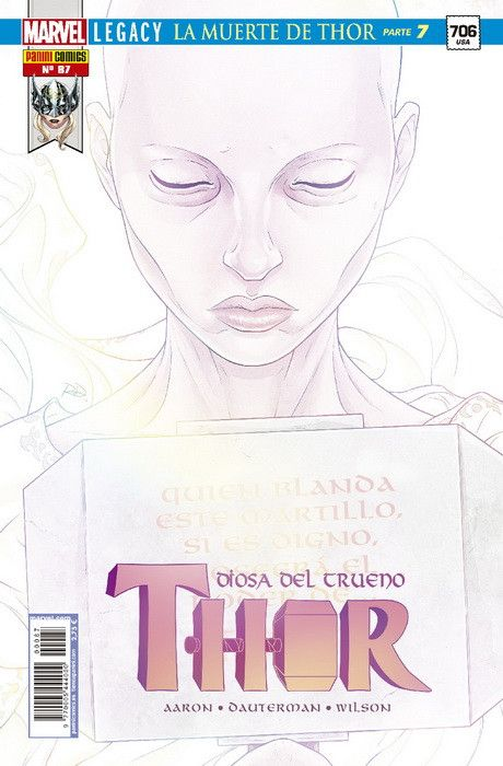 THOR: DIOSA DEL TRUENO  087