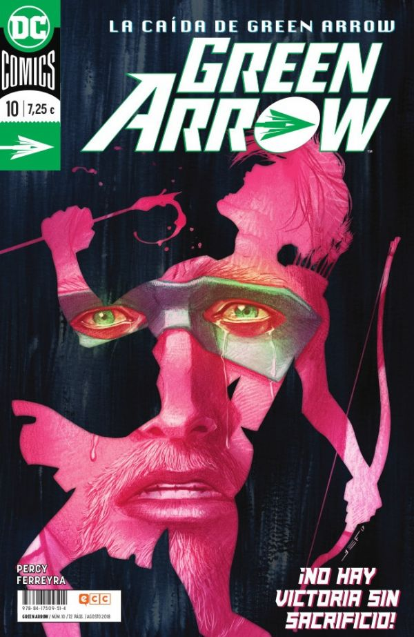 Green Arrow núm. 10
