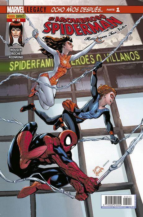 El Asombroso Spiderman: Renueva Tus Votos  13