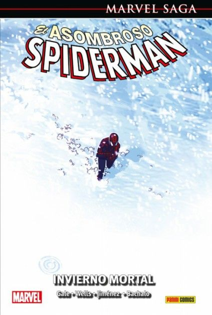 MARVEL SAGA. SPIDERMAN 15