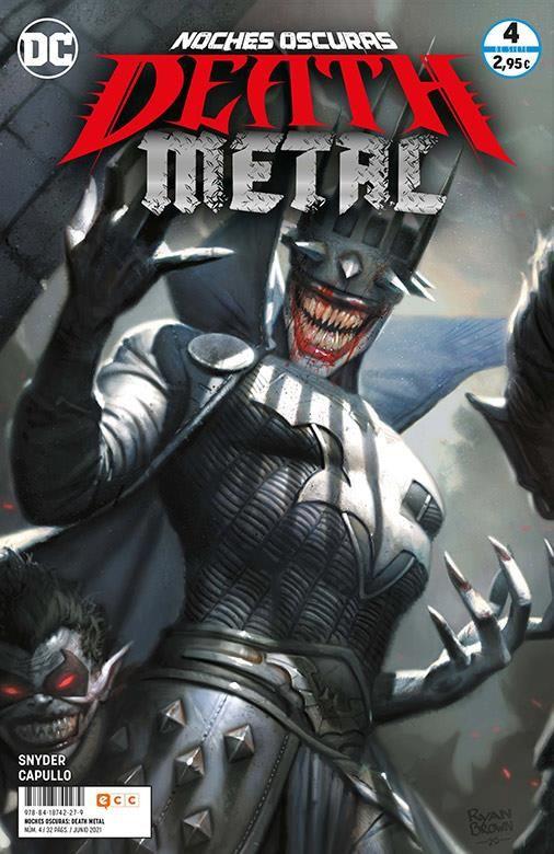 Noches oscuras: Death Metal 04 de 7