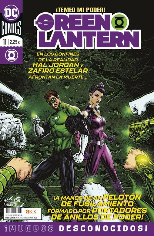 EL GREEN LANTERN 11