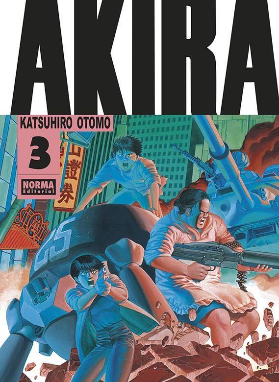 Akira Edición Original 03 ( de 6)