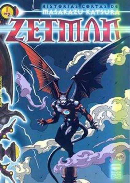 ZETMAN HISTORIAS CORTAS