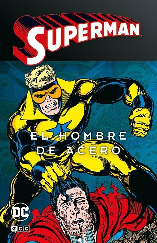 Superman: El hombre de acero de John Byrne  vol. 3 de 4