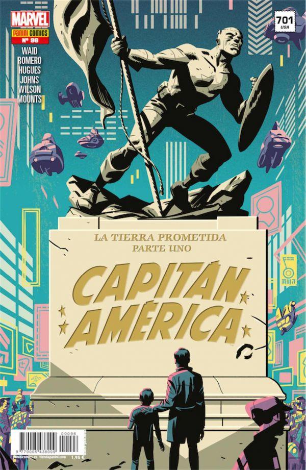 CAPITÁN AMÉRICA 96