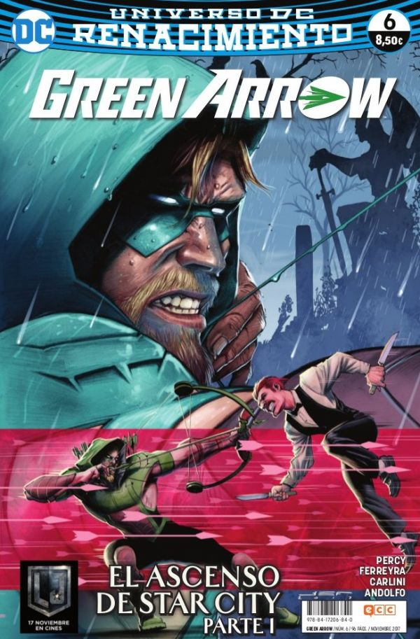 Green Arrow núm. 06 (Renacimiento)