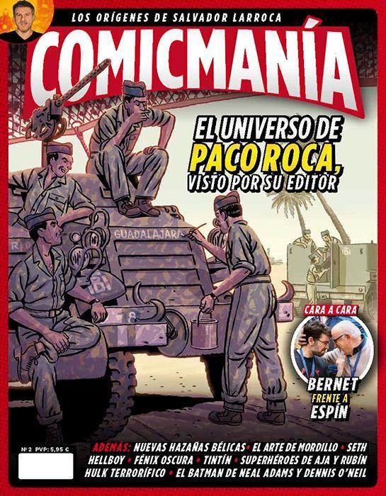 COMICMANÍA 02