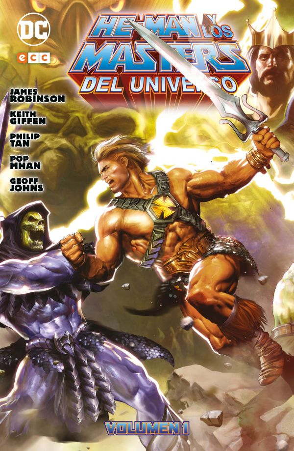 He-Man y los Masters del Universo vol. 01