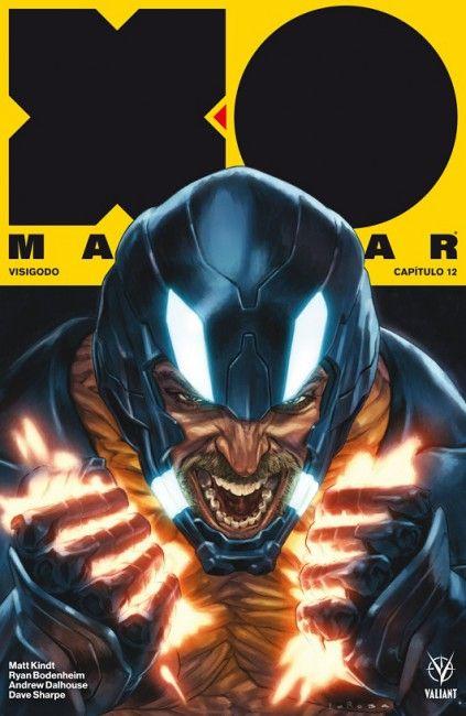 X-O MANOWAR 12