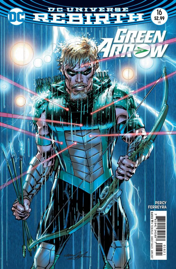 GREEN ARROW #16 (PORTADA DE NEAL ADAMS)