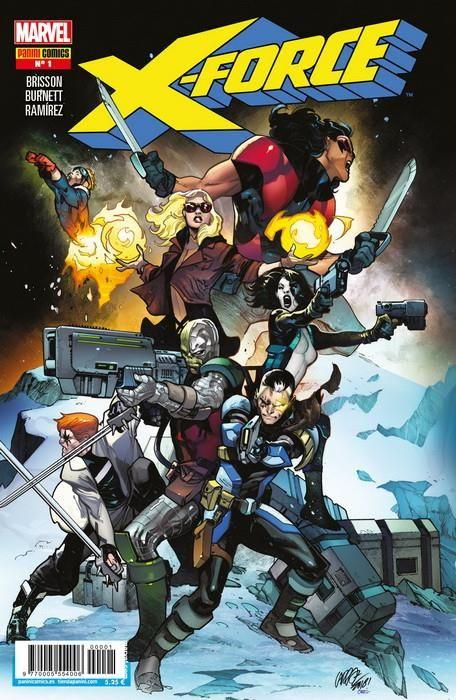 X-FORCE 01