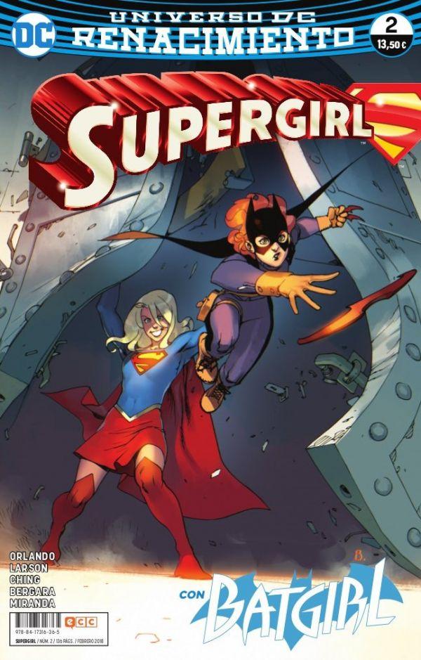 Supergirl núm. 02 (Renacimiento)