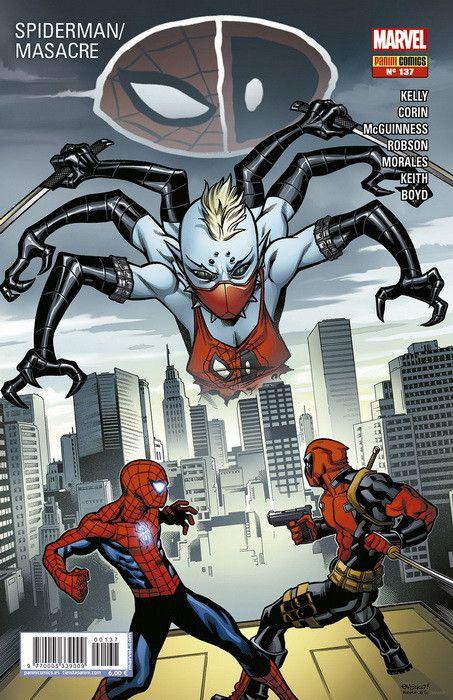 El Asombroso Spiderman 137