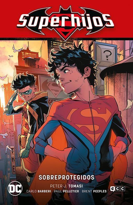 Superhijos vol. 04: Sobreprotegidos