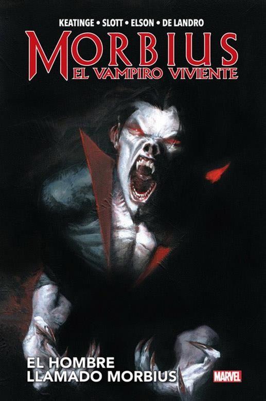 Morbius: El Vampiro Viviente. El hombre llamado Morbius (Marvel Omnibus)