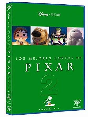 Los mejores cortos de Pixar. Vol. 2