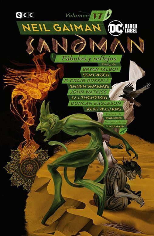 Biblioteca Sandman vol. 6: Fábulas y reflejos
