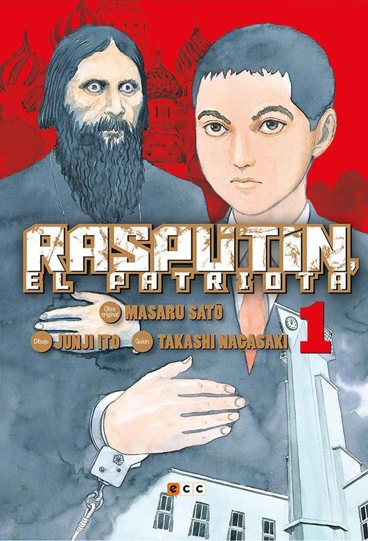 Rasputín, el patriota 01 (de 6)