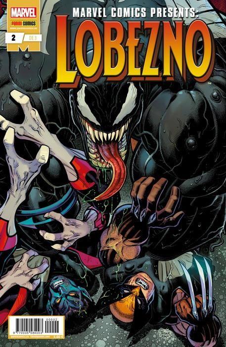 Marvel Comics Presents: Lobezno 02