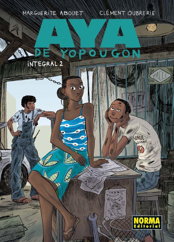 AYA DE YOPOUGON. INTEGRAL 02 de 02