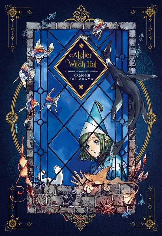 Atelier of Witch Hat Notebook