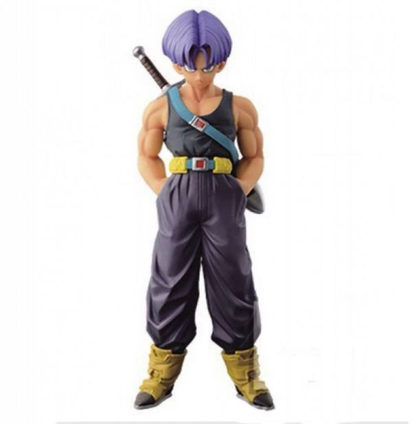 FIGURA TRUNKS (DRAGON BALL Z) BANPRESTO
