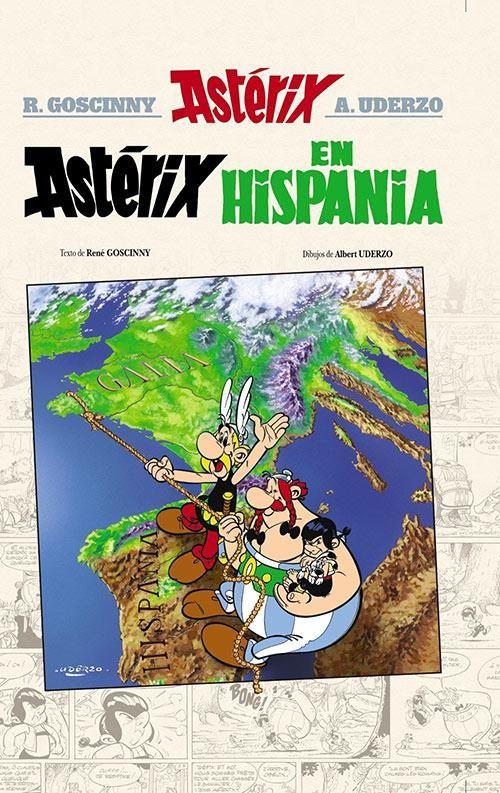 ASTÉRIX EN HISPANIA (EDICIÓN DE LUJO)