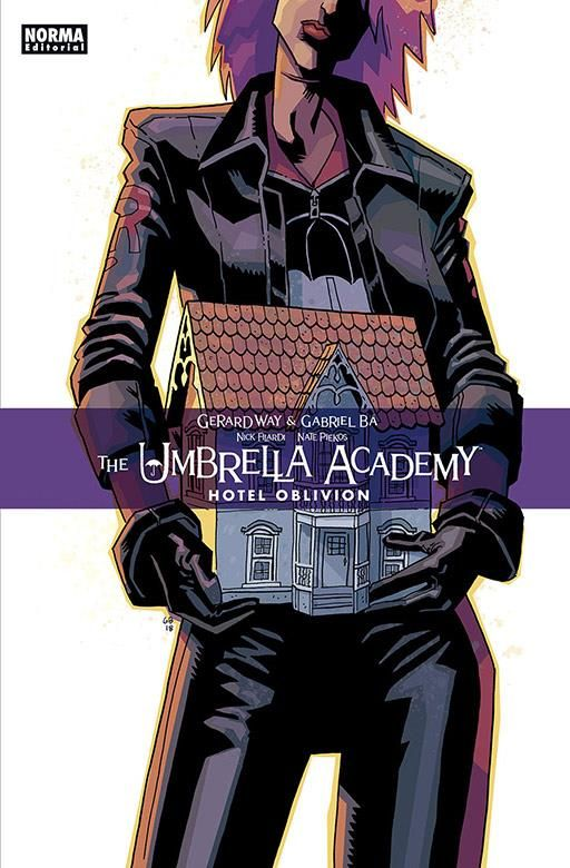 THE UMBRELLA ACADEMY INTEGRAL 03 (TAPA DURA)