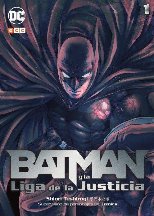 BATMAN Y LA LIGA DE LA JUSTICIA 01