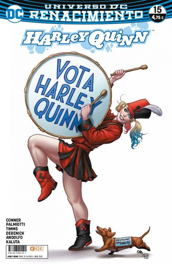 Harley Quinn núm. 15 (Renacimiento)
