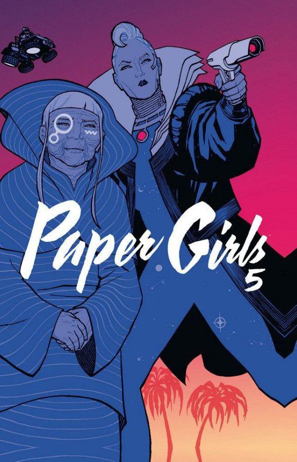PAPER GIRLS 05 (TOMO)