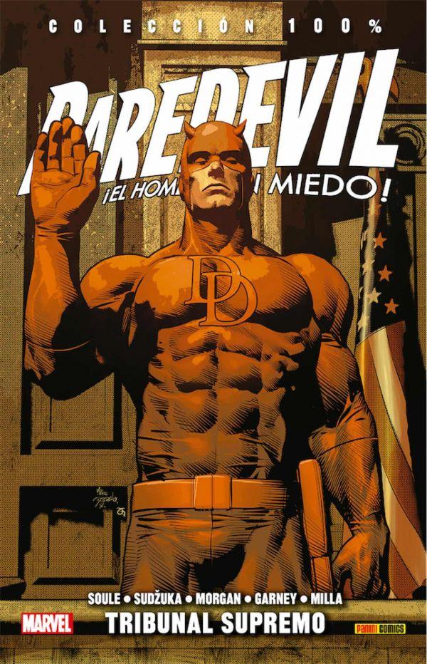 100% Marvel. Daredevil: El Hombre sin Miedo 13