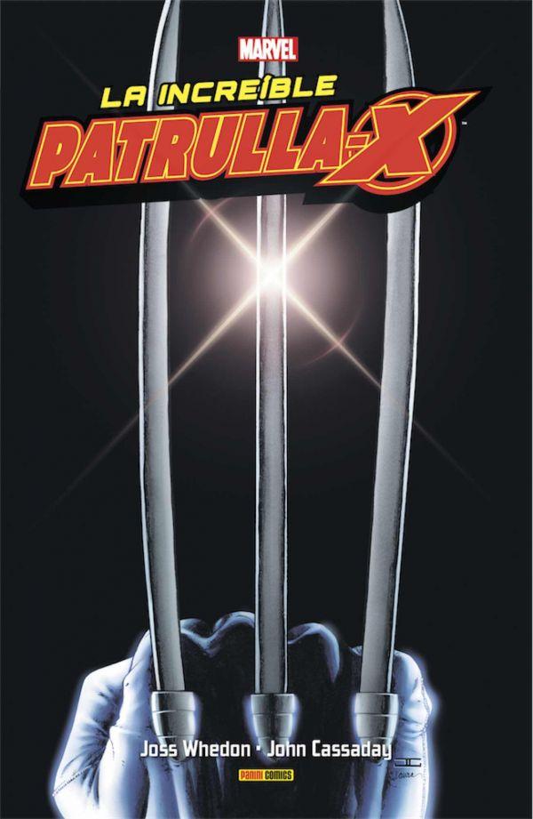 LA INCREÍBLE PATRULLA-X 01