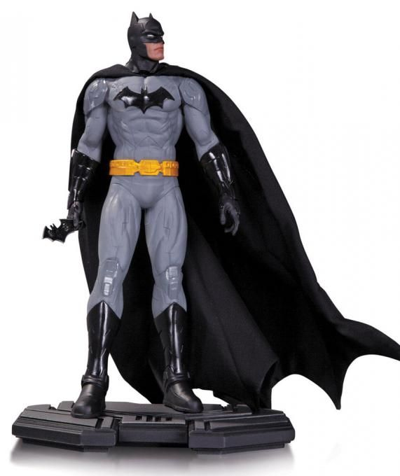 Batman: DC Comics Icons - BATMAN statue