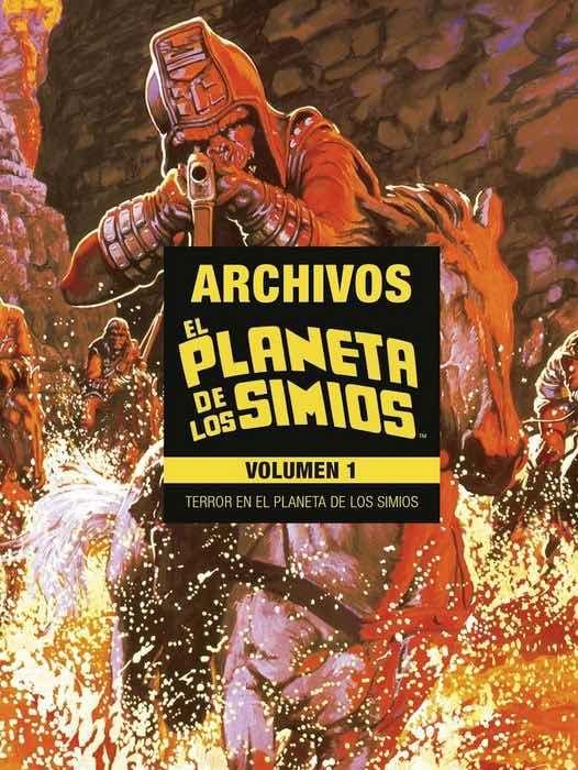 EL PLANETA DE LOS SIMIOS. ARCHIVOS (LIMITED EDITION)